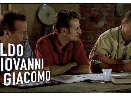 Aldo Giovanni e Giacomo: il Trio e la mia generazione