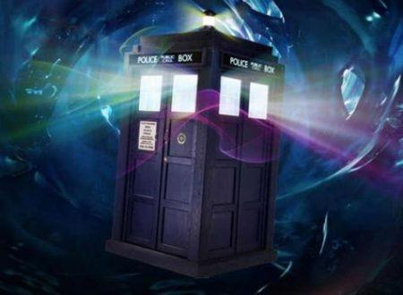 The Doctor in the Tardis. E in italiano?