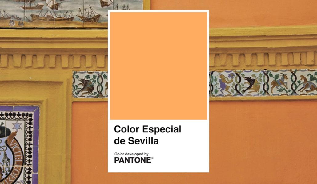 Pantone de Sevilla
